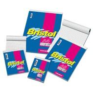 """Blocco a Punto Metallico A6 Rigatura """"5M"""" Bristol - Blasetti 1027"""