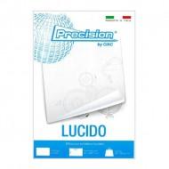 Blocco collato lucido carta 80-85gr Formato A3 10 fogli - Precision by Ciac 1837