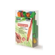 Pencil Grip impugnatura in gomma per matite - Lebez 80529