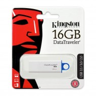 Pen Drive 16GB USB 3.0 DataTraveler G4 - Kingston DTIG4/16GB