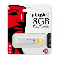 Pen Drive 8GB USB 3.0 DataTraveler G4 - Kingston DTIG4/8GB