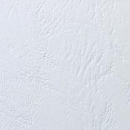 Cartoncino Bianco A4 230gr Goffrato Copertine Leathergrain 100pz - GBC CE040070