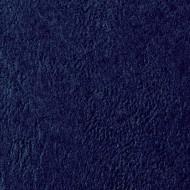 Cartoncino Blu Navy A4 230gr Goffrato Copertine Leathergrain 100pz - GBC CE040025