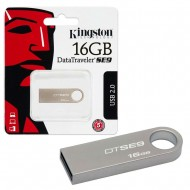 Pen Drive 16GB USB 2.0 DataTraveler SE9 - Kingston DTSE9H/16GB