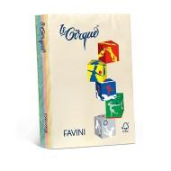 Risma Carta Colori Tenui Assortiti A4 80g Le Cirque 500 Fogli - Favini 8262