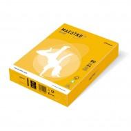 Risma Carta Giallo Sole A4 80g 500 Fogli - Maestro Color 7019