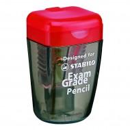 Temperamatite 1 foro con serbatorio piccolo exam grade pencil - Stabilo 4518