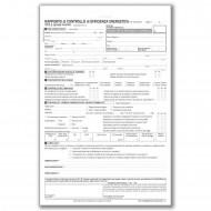 Rapporto di controllo di efficienza energetica All. ll (Tipo 1 Gruppi Termici) - Gruppo Buffetti 8843T1000