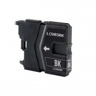BROTHER LC985 BK inkjet cartridge nero compatbile