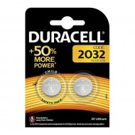 Micropila a Pastiglia DL/CR 2032 3V Lithium Battery +50% more power - Duracell