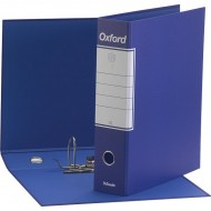 Registratore OXFORD G85 Colore Blu Dorso 8cm - Esselte 390785050