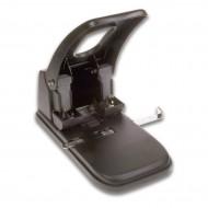 Perforatore a 2 fori fissi Alti Spessori con guida, capacità 100 fogli - Wiler PU4100