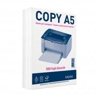 Carta copy A5 risma da 500 fogli biachi 80gr. - Favini A620505