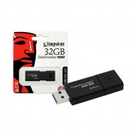 Pen Drive 32GB USB 3.1 / 3.0 / 2.0 DataTraveler 100 G3 - Kingston DT100G3/32GB