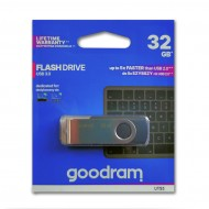 Pen Drive 32GB USB 3.0 Flash Drive UUN2 - Goodram UTS3-0320K0R11