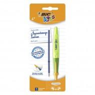 Penna a sfera a scatto, retrattile, 1 + refill, ricaricabile - Bic Kids 9204051