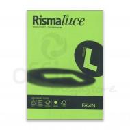 Carta Colorata Pistacchio 54 A4 200g Rismaluce 125 Fogli - Favini A67M104