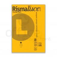 Carta Colorata Giallo Sole 53 Formato A4 200g Rismaluce 125 Fogli - Favini A67B104