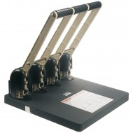 Perforatore a 4 Fori per Altissimi Spessori con Guida - KW954