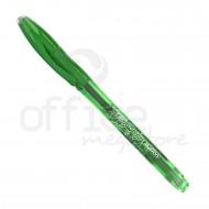 Penna Bic Gelocity illusion Gel Verde cancellina - Bic