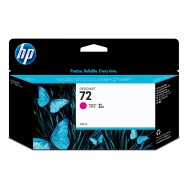 Cartuccia originale HP N72 C9372A inkjet cartridge colore magenta Vivera 130ml - HP