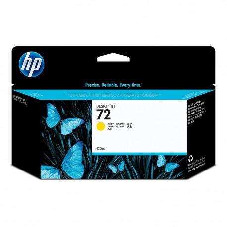 Cartuccia originale HP N72 C9373A inkjet cartridge colore Giallo Vivera 130ml - HP
