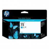 Cartuccia originale HP N72 C9371A inkjet cartridge colore Cyano Vivera 130ml - HP