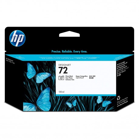Cartuccia originale HP N72 C9370A inkjet cartridge colore Nero Foto Vivera 130ml - HP