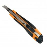 Cutter a Lama Spezzabile con Impugnatura in Gomma - K121