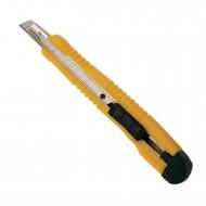 Cutter a Lama Spezzabile con Impugnatura in Gomma - K122