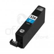 Cartuccia Canon CLI 526 C inkjet cartridge Ciano compatibile