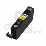 Cartuccia Canon CLI 526 Y inkjet cartridge Giallo compatibile