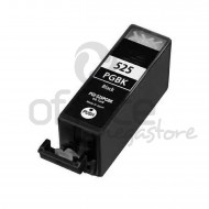 Cartuccia Canon CLI 525 BK inkjet cartridge Nero compatibile