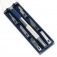Cutter Metallo con 6 tipi di lame Sagomate - C901