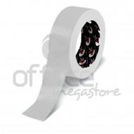 Nastro Adesivo Telato plastificato Bianco 38mm x 25m LC Adesivi 1008869