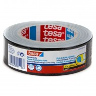Nastro Adesivo Telato Nero 38mm x 25m - Tesa 57805 56359-00000