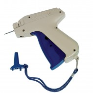 Pistola Sparafili per Applicazione di Targhette per Indumenti, completa di Ago - 5260