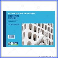 Presenze Mensili moduli autoricalcanti in duplice copia - Gruppo Buffetti DU16731C000