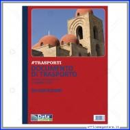 Documento di Trasporto 50 Fogli Duplice Copia 29.7x21.5 - Gruppo Buffetti DU1687CD220