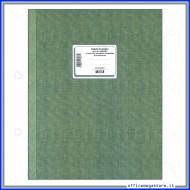 Registro Cronologico per Atti di Notificazione in Materia Civile ad uso dell'Avvocato Gruppo Buffetti DU132500000