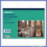 Rapporto di Cantiere in Duplice Copia 50 Fogli - Gruppo Buffetti DU1674R0000