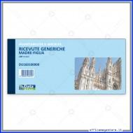 Ricevute di Denaro Generiche Madre / Figlia Gruppo Buffetti DU160100000