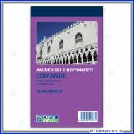 Comande Generiche Triplice Copia 25 fogli 16.8x10 Gruppo Buffetti DU161880000