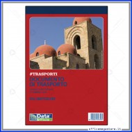 Documento di Trasporto 33 Fogli Triplice Copia 21.5x14.8 Gruppo Buffetti DU1607CD330