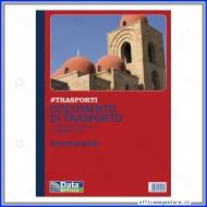 Documento di Trasporto 33 Fogli Triplice Copia 29.7x21.5 Gruppo Buffetti DU1687CD330