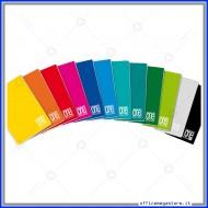 """Maxi A4 One Color Rigatura """"5M"""" Punto Metallico Blasetti 1411"""