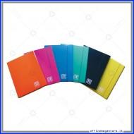 Cartella 3 Lembi con elastico vari colori 10pz Blasetti 2390