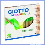 Pastelli Di Natura astuccio confezione da 24 Giotto 240700