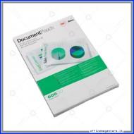 Document Pouch Lucide A3 (2x125 micron) Conf. 100pcs GBC 3200725