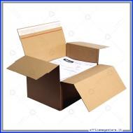 Scatola postale ad altezza variabile con apertura FastFold BANKERS BOX  A4 Fellowes 7374901